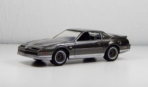 GreenLight 1989 Pontiac Trans Am in Grey by Firehawk73-2012