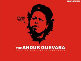 Anduk Guevara by eyewitness21