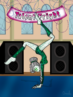 Talent Fright Night-- Day 2 by Oracle01