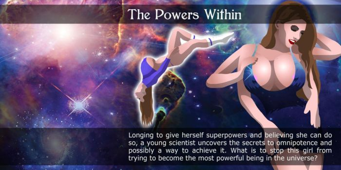 Text Block - The Powers Within by supernaturalerotica