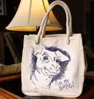 Puppy Bag by Pinello