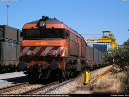 CP 1905 55984 Neves Corvo Mines 30-05-13 by Comboio-Bolt