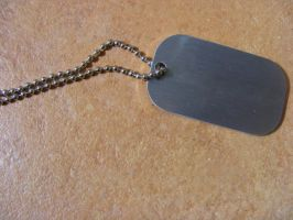 dog tag stock 2 by hatestock
