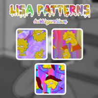 Lisa Patterns by BubblegumBlows