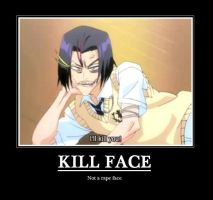 Bleach: Kill Face by Alenyx662