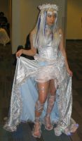 Ice Goddess... Dairy Queen by CelesteOrchid