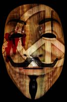 We wanted Peace mask by Bartistictouch