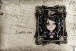 madame Angel by lapetitedeco