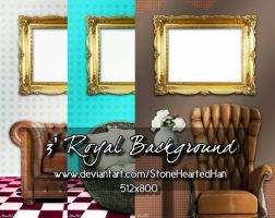Royal Background by StoneHeartedHan