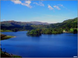 Rydal-Water by CrisisOmega