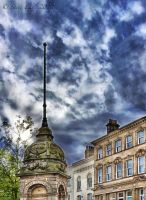 Stockton high street by steveearl