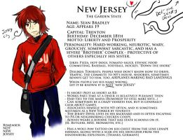 New Jersey State-tan Sheet by Darkwulfe