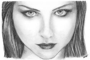 Amy lee - evanescence by xbooshbabyx