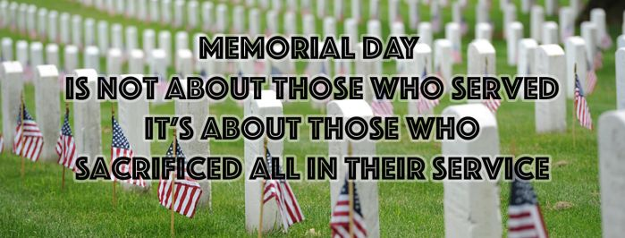 Remember why Memorial Day exists by artildawn