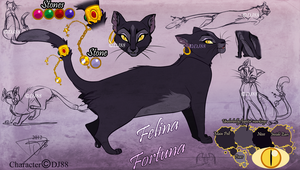 Felina Fortuna by DJ88