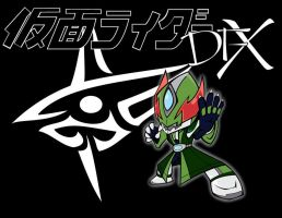 Kamen Rider DFX by Dragon-FangX