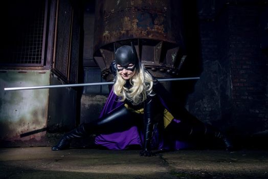 Batgirl - Stephanie Brown 2 by Nami06