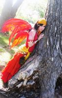 Fire Faerie 2 by Lost-in-Legends