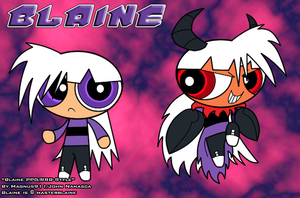 Blaine PPG Style - Request by Magnus911