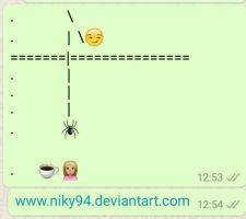 Betty, Niky... and Willy - What's App edition by Niky94