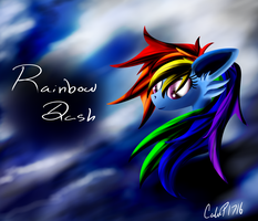 RainbowDash Wallpaper by CalebP1716