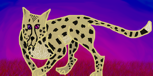 Cheetah by AllysonCarver