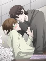Sekai-Ichi Hatsukoi - Stop it by AquaWaters