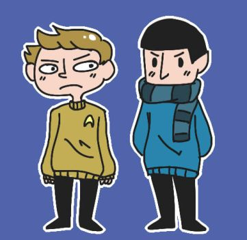 Winter spirk by spanabanana