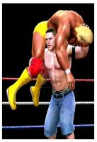 Cena VS Hogan by Patrick75020