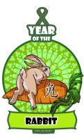 Year of the Rabbit by ElementJax