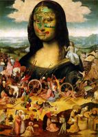 Mona Lisa Remix by skinweshed