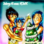 Dao's first Xmas tree by YamchaFan91