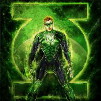 Hal Jordan by REDSkill3t