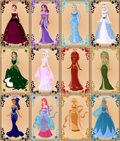 The Birthstones by Arimus79