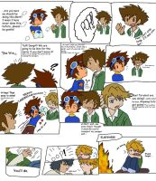 Digimon:to screw up the future by Shigerugal