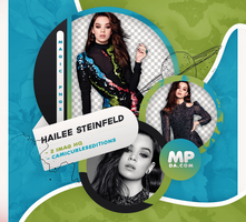PACK PNG 786| HAILEE STEINFELD by MAGIC-PNGS