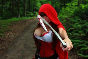 Lethal Red Riding Hood by Naomi-VonKreeps