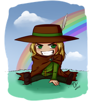 Soerl Chibi by TheCatlady
