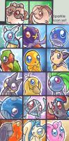 Sparkle Icons: version1.0 by xSheepi