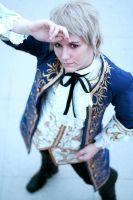 Prussia - Francified I by Vogelbeere