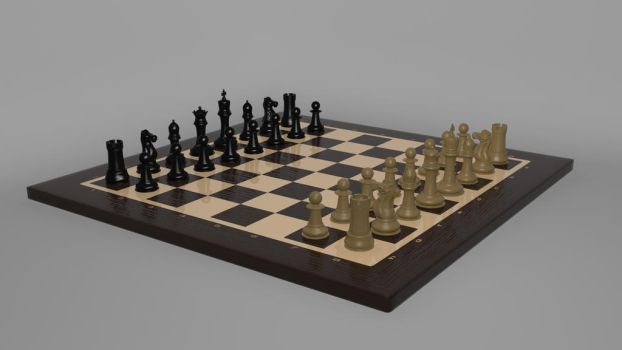 chessboard by 1meee-forever