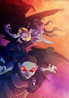 The Furies by emedeme