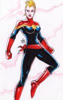 Captain marvel 2 by toonfed