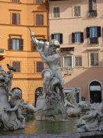 fontaine place navona by liliemarie