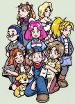 Harvest Moon colors by Marvelousboy