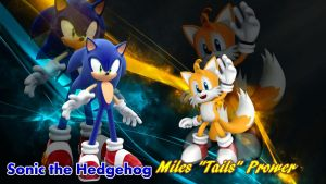 Sonic and Tails - Wallpaper [2](request) by Knuxy7789