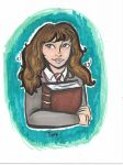 The Brightest Witch of Her Age by LavenderGreenTea