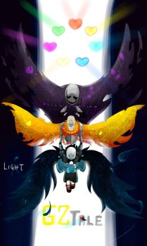 GZTale: What Drives Us... by perfectshadow06