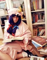 Patchouli's Library by NurikoSenzo14