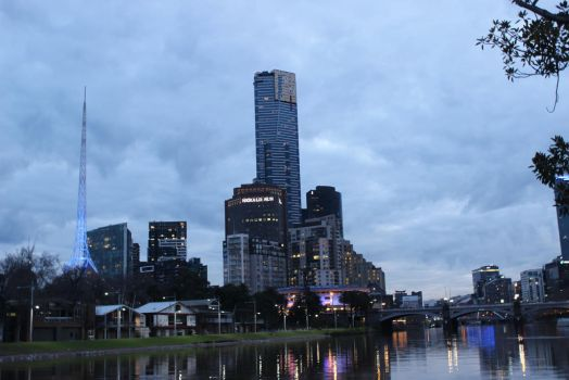 Night Photography- Melbourne by photolover1312